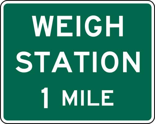 Weigh Stations