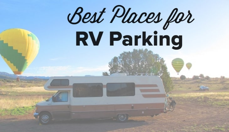 best places for rv parking