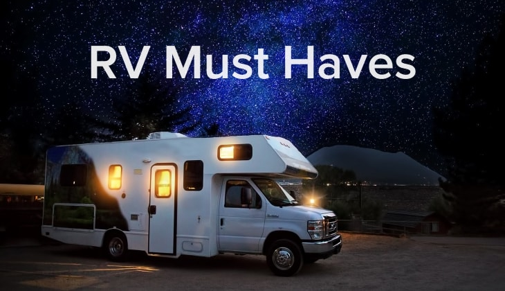 rv must have accessories