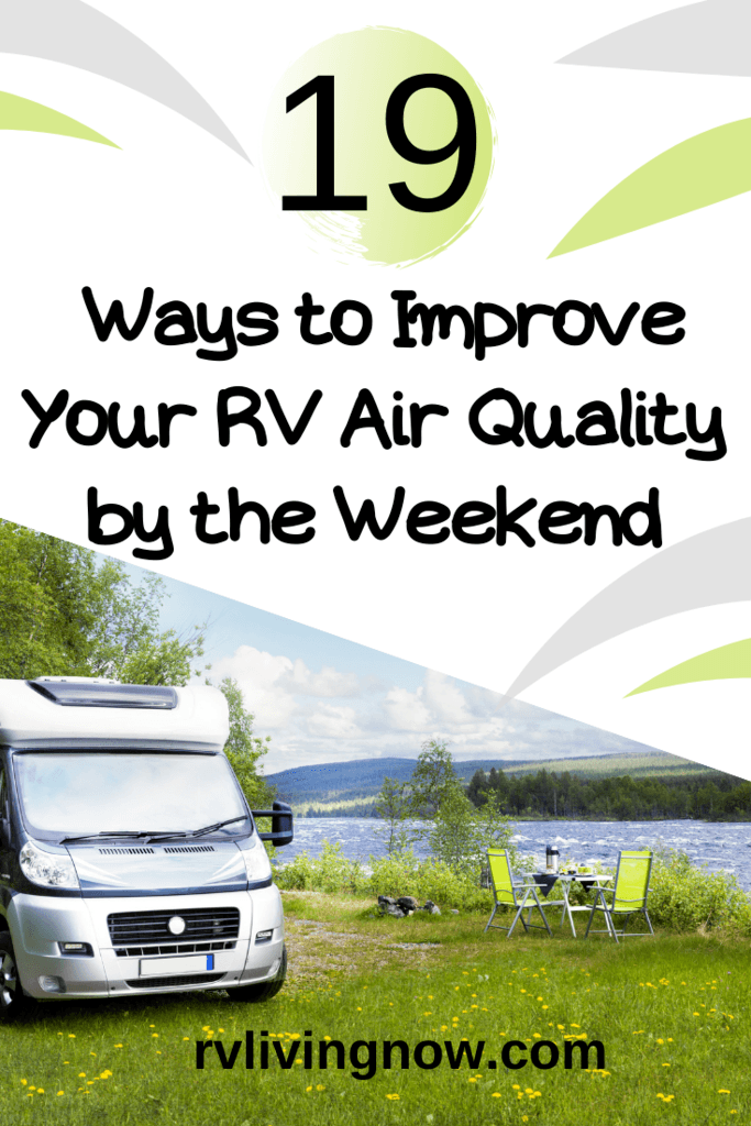 Ways to Improve Your RV Air Quality by the Weekend